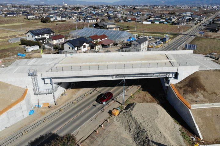 伏黒こ道橋